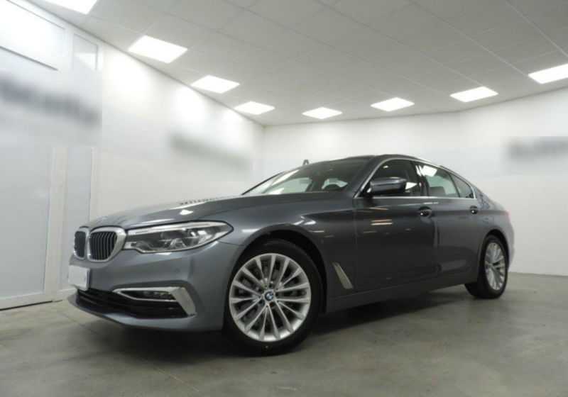 BMW Serie 5 520d aut. Luxury Bluestone Km 0 9V0BBV9-a