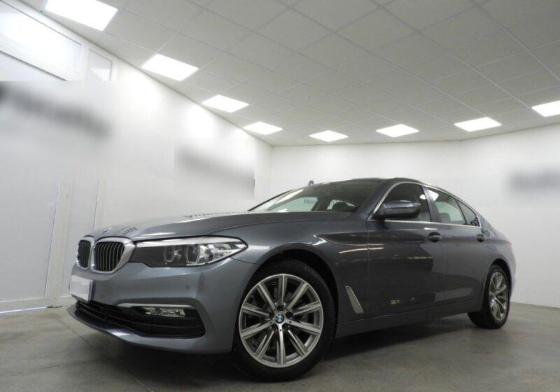 BMW Serie 5 520d Business Bluestone Km 0 3K0B5K3-a_censored