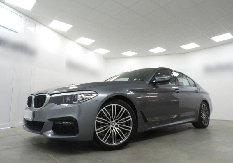 BMW Serie 5 520d MSport Auto Bluestone Km 0 8Z0B2Z8-a_censored