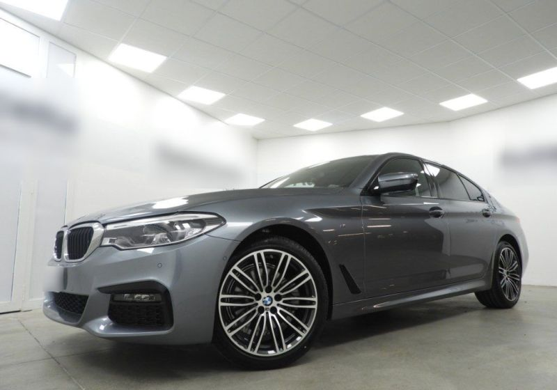 BMW Serie 5 520d MSport Auto Bluestone Km 0 FT0B2TF-a