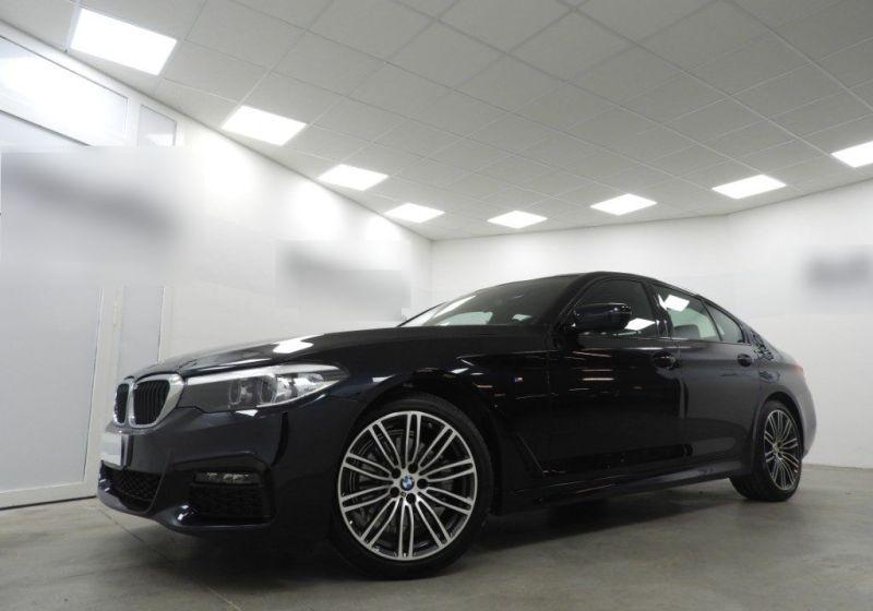 BMW Serie 5 520d MSport Auto Carbonschwarz Km 0 T90B29T-a_censored