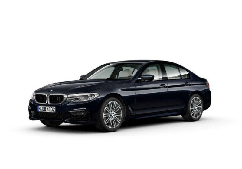 BMW Serie 5 520d MSport Auto Carbonschwarz Km 0 XS0B2SX-a