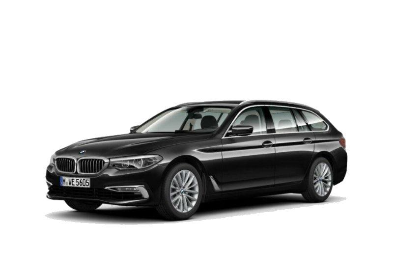 BMW Serie 5 520d Touring Luxury Saphirschwarz Km 0 PV0B2VP-a