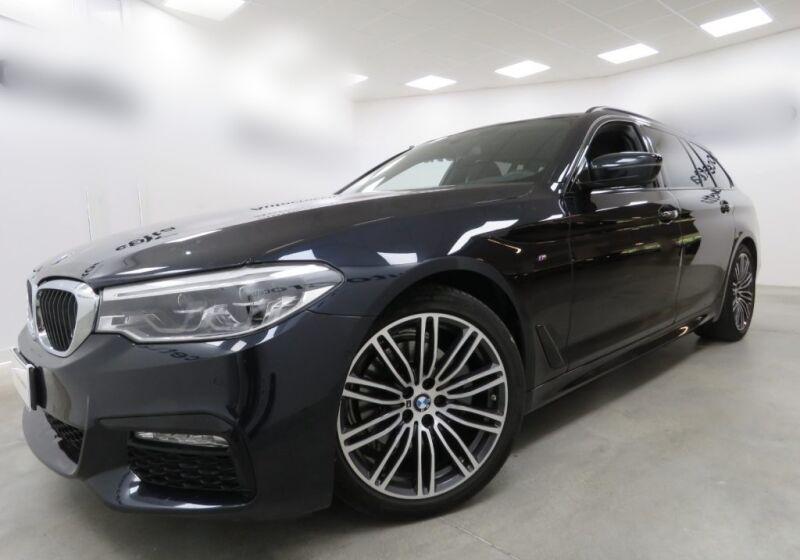 BMW Serie 5 520d touring xdrive Msport auto Carbonschwarz Usato Garantito ED0CJDE-15635629_o_6102af4616a08-v2