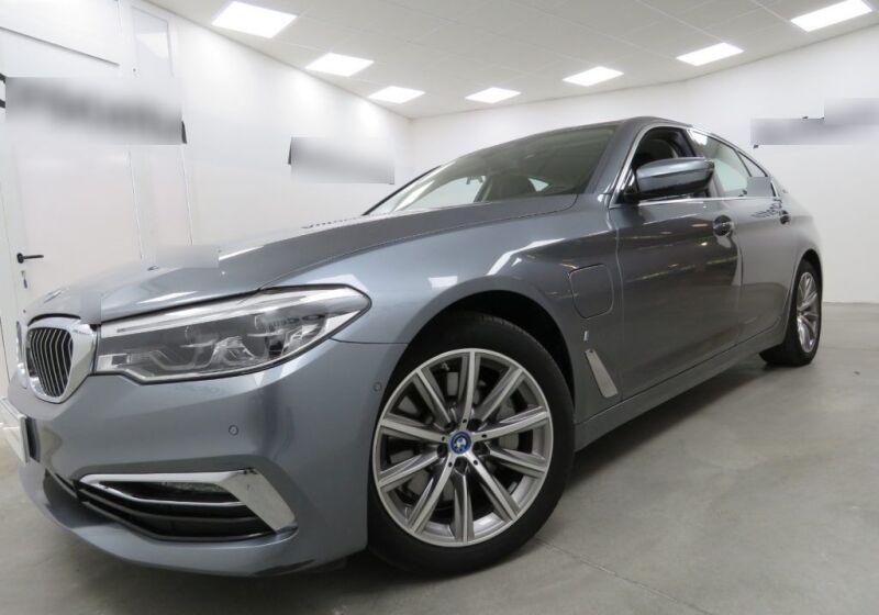 BMW Serie 5 530e Luxury Bluestone Usato Garantito DQ0CJQD-image-1_censored