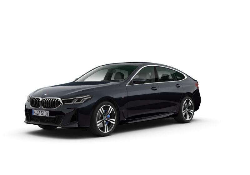BMW serie 6 630d xDrive 48V Gran Turismo Msport Carbon Black Da immatricolare WD0C3DW-a-v1