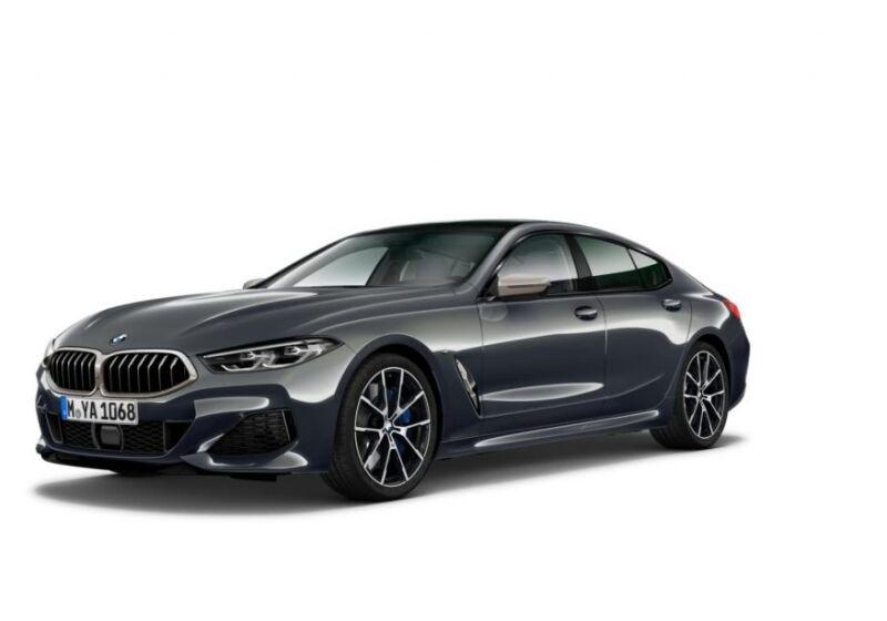 BMW Serie 8 M850i xDrive Gran Coupé Dravit Grey Usato Garantito N60CJ6N-a