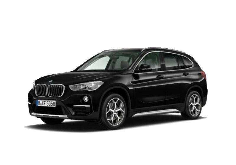 BMW X1 sdrive20i xLine auto Saphirschwarz Km 0 2P0BFP2-a