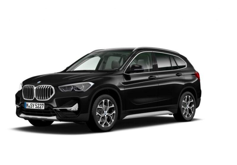 BMW X1 sDrive16d xLine Plus Saphirschwarz Da immatricolare KH0CKHK-a