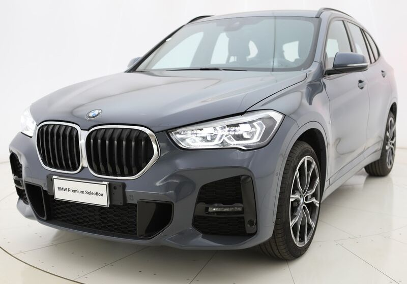 BMW X1 xdrive25d Msport auto Storm Bay Usato Garantito 5Q0BVQ5-x1