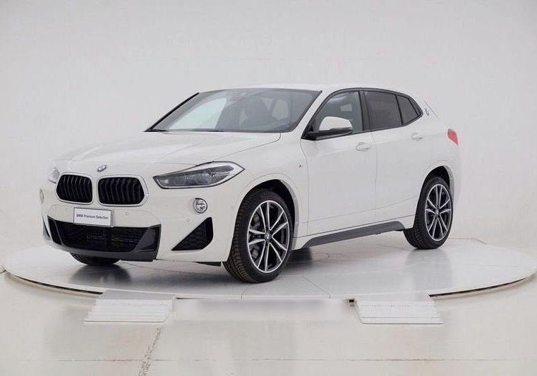 BMW X2 sDrive20i Msport Alpinweiss III  Km 0 HC0BDCH-a