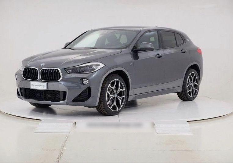 BMW X2 sDrive20i Msport-X Mineral Grau Km 0 RQY0YQR-a