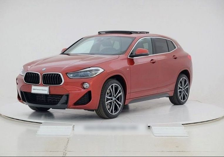 BMW X2 xDrive20d Msport Sunset Orange Km 0 UQY0YQU-a