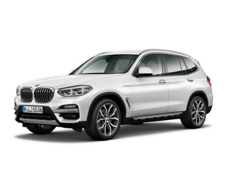 BMW X3 xdrive 30e xLine auto Mineral White Da immatricolare WT0BHTW-a