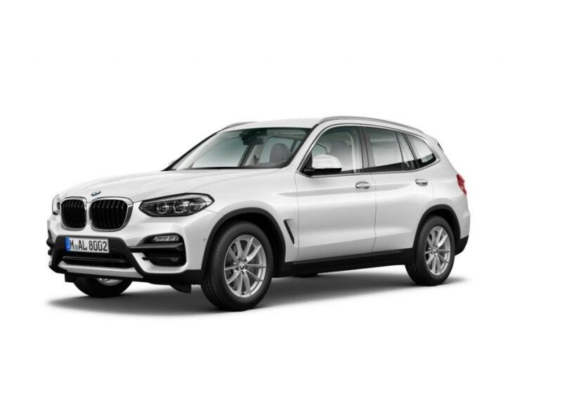 BMW X3 xDrive20d 48V Business Advantage Mineral White Da immatricolare L70BW7L-x3-v2