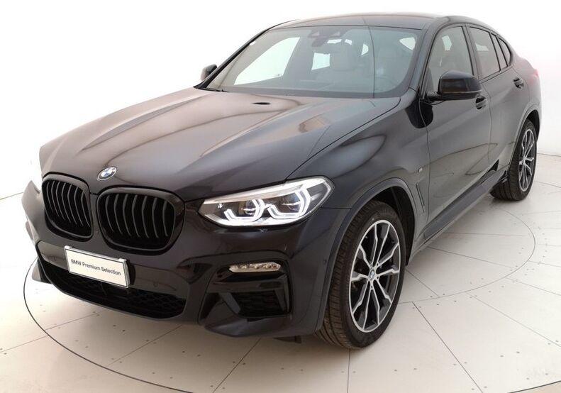 BMW X4 xDriveM40i Carbonschwarz Usato Garantito H50BP5H-a