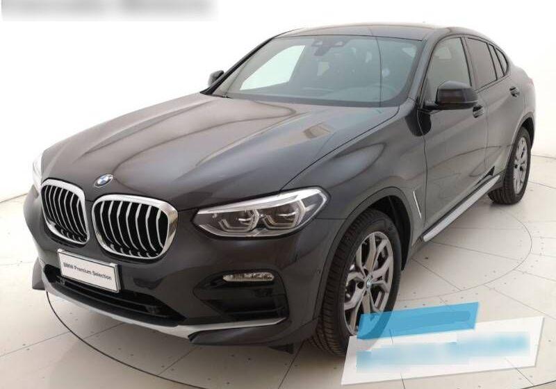 BMW X4 xDrive30i xLine Sophisto Grey Km 0 660BP66-a_censored_censored