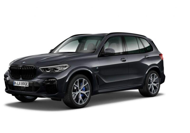 BMW X5 xDrive45e Msport Artic Grey Brilliant Da immatricolare PF0CJFP-a