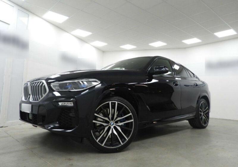 BMW X6 xDrive40i Msport Carbonschwarz Da immatricolare PK0B5KP-a
