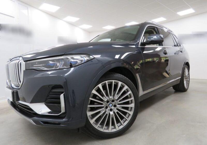 BMW X7 xdrive30d auto 7p.ti Artic Grey Brilliant Usato Garantito YK0CHKY-image-01_censored