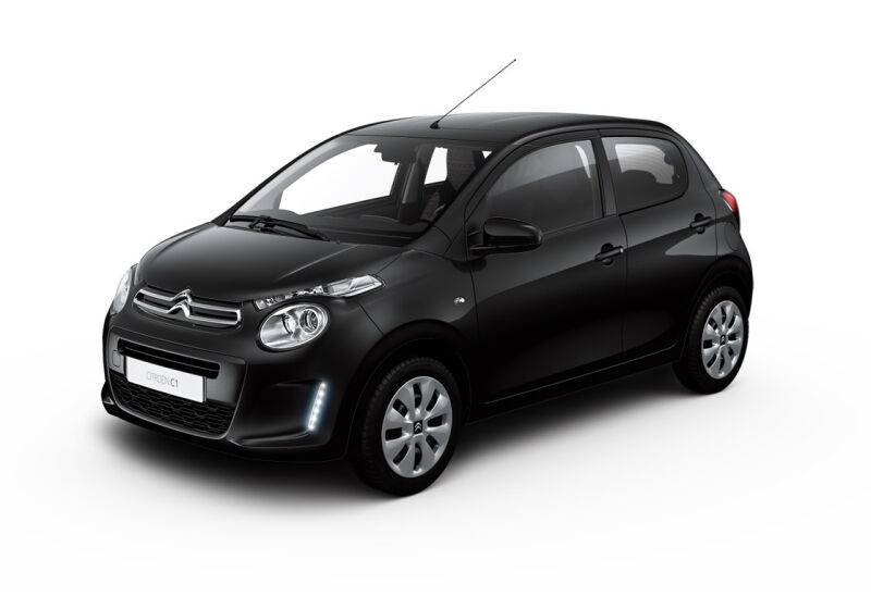 CITROEN C1 1.0 VTi 72 S&S 5 porte Feel Ink Black Km 0 WB0BPBW-a-v1