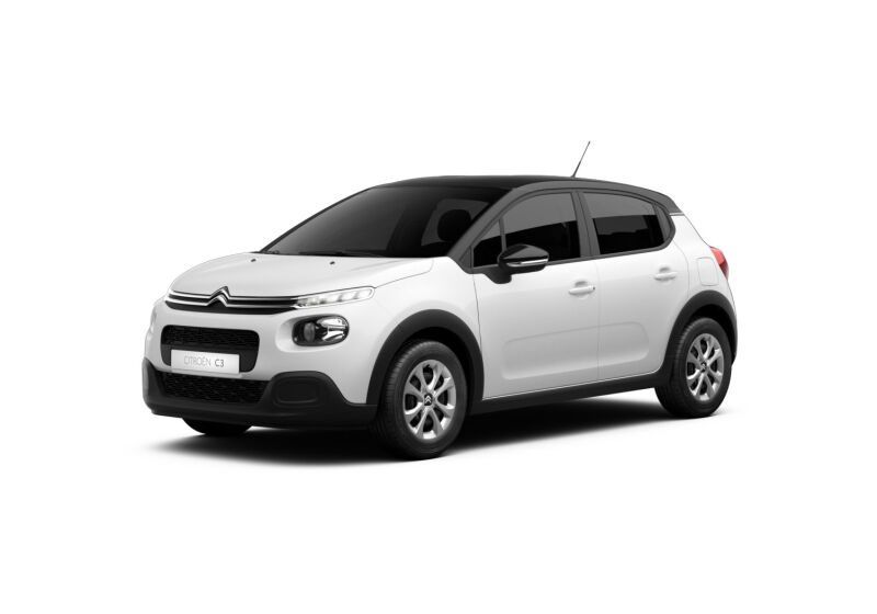 CITROEN C3 PureTech 82 S&S Feel Polar White Km 0 SG0B8GS-v3dimage-v2