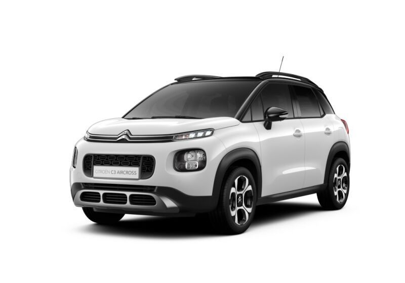 CITROEN C3 Aircross BlueHDi 110 S&S Shine Pack Natural White Km 0 9A0B9A9-a