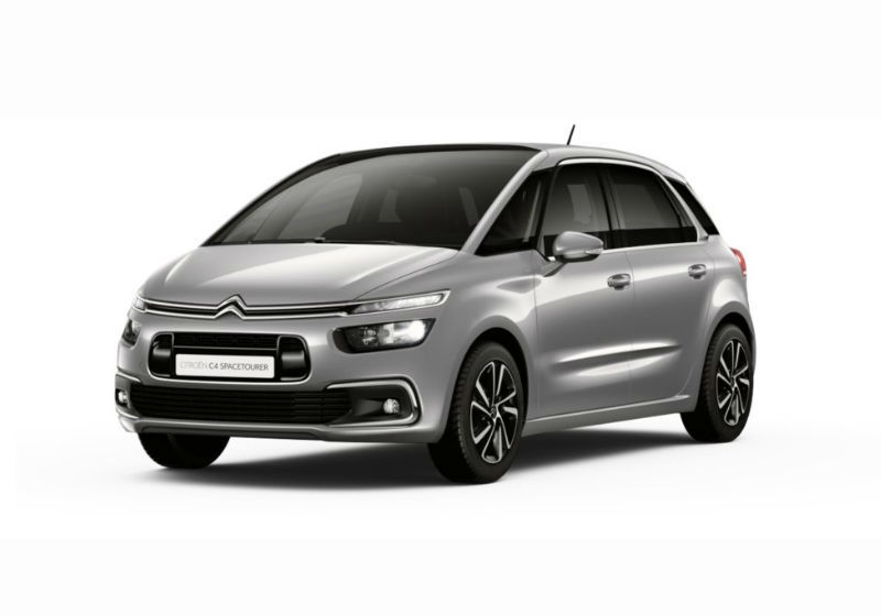 CITROEN C4 Spacetourer 2.0 bluehdi Feel s&s 160cv eat8 Grigio Artense Km 0 SA0BDAS-1