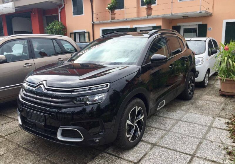 CITROEN C5 Aircross 2.0 bluehdi Feel s&s 180cv eat8 Night Black Km 0 690B496-a