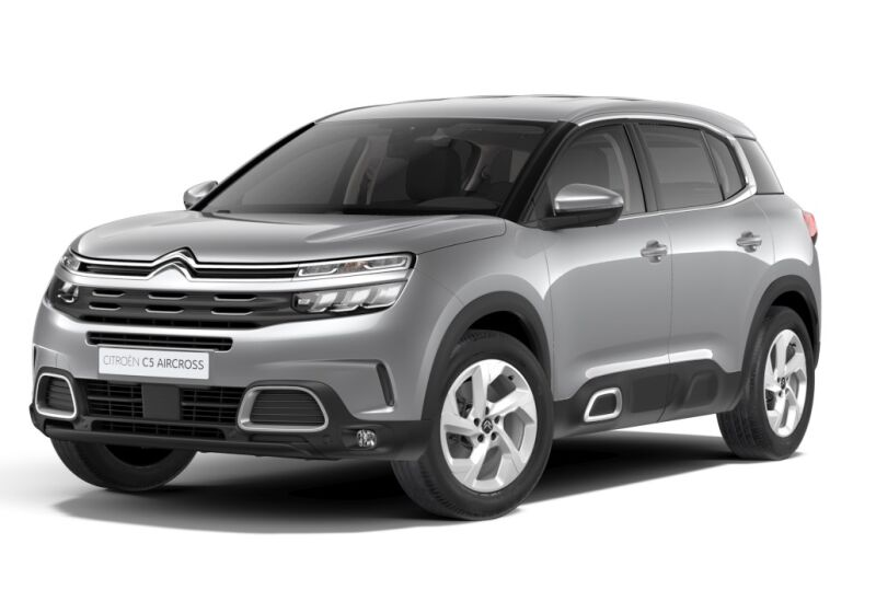 CITROEN C5 Aircross BlueHDi 180 S&S EAT8 Feel Steel Grey Km 0 YV0B8VY-V3DImage