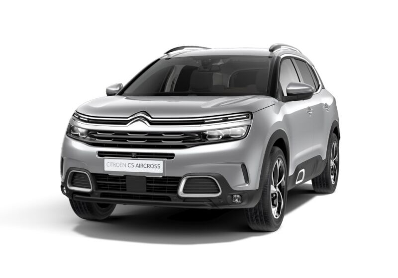 CITROEN C5 Aircross BlueHDi 180 S&S EAT8 Shine Steel Grey Km 0 4R0BMR4-a-v1