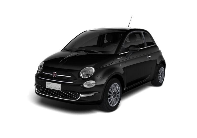 FIAT 500 1.0 hybrid Dolcevita 70cv Nero Vesuvio Km 0 9X0C4X9-a-v1