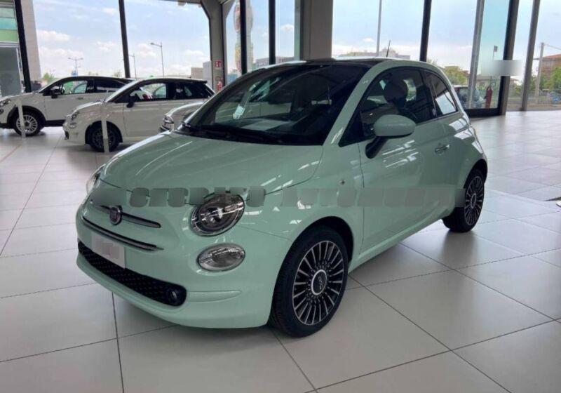 FIAT 500 1.0 hybrid Launch Edition 70cv Verde Lattementa Km 0 5P0C2P5-a_censored