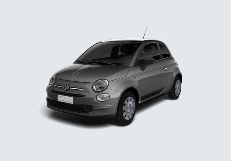 FIAT 500 1.0 Hybrid Pop Grigio Km 0 J80BV8J-61163_esterno_lato_1