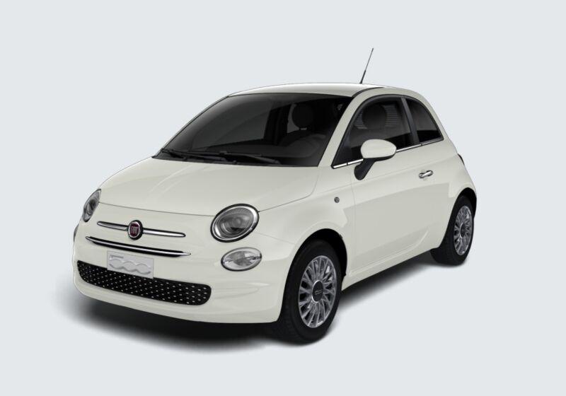 FIAT 500 1.2 EasyPower Lounge Bianco Gelato Km 0 ZD0BSDZ-55455_esterno_lato_1