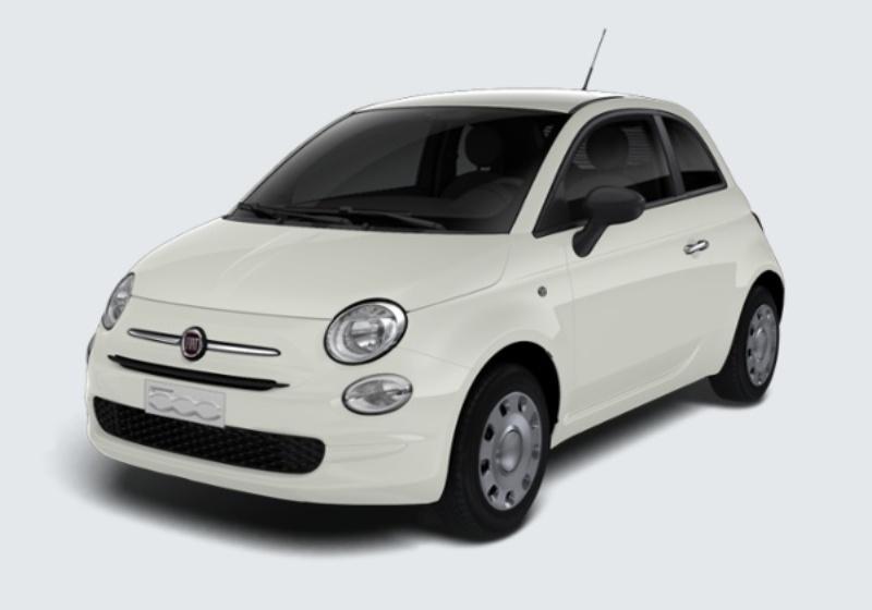 FIAT 500 1.2 EasyPower Pop Bianco Gelato Km 0 5JU0UJ5-1