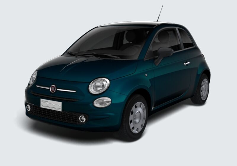 FIAT 500 1.2 EasyPower Pop Blu dipinto di Blu Km 0 A80BP8A-51936_esterno_lato_1