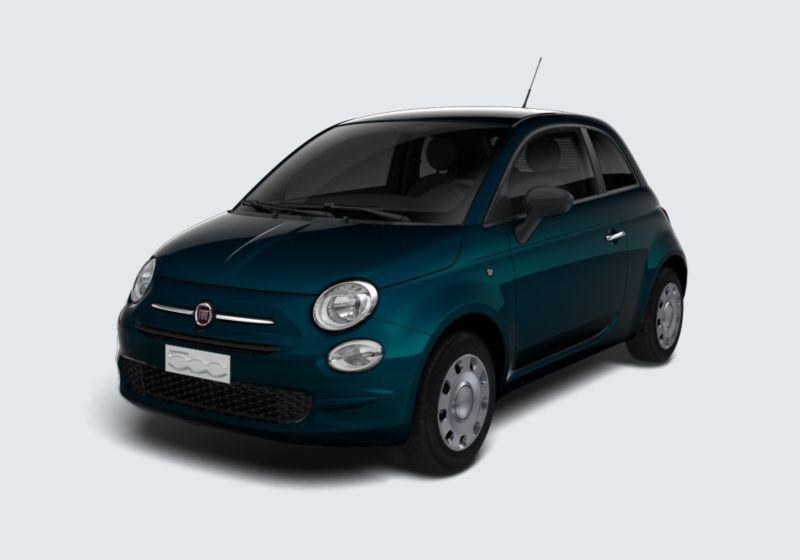 FIAT 500 1.2 EasyPower Pop Blu dipinto di Blu Km 0 Z90B39Z-39775_esterno_lato_1