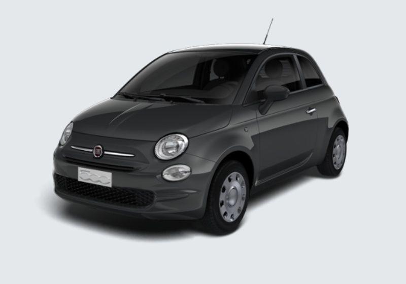 FIAT 500 1.2 EasyPower Pop Grigio Carrara Km 0 8P0BDP8-37463_esterno_lato_1