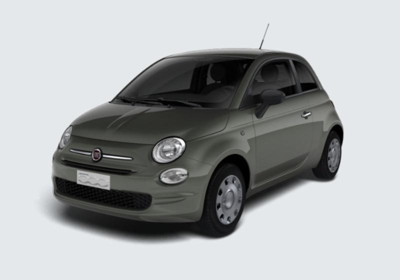 FIAT 500 1.2 EasyPower Pop Grigio Colosseo Km 0 0000VHQ-a