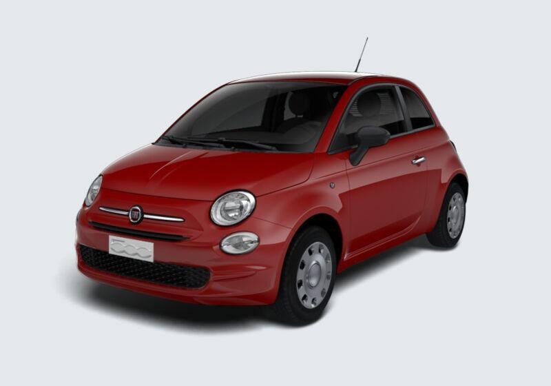 FIAT 500 1.2 EasyPower Pop Rosso Passione Km 0 M20BM2M-48239_esterno_lato_1