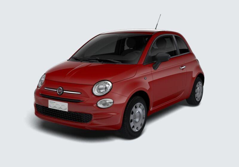 FIAT 500 1.2 EasyPower Pop Rosso Passione Km 0 YA0BMAY-48158_esterno_lato_1