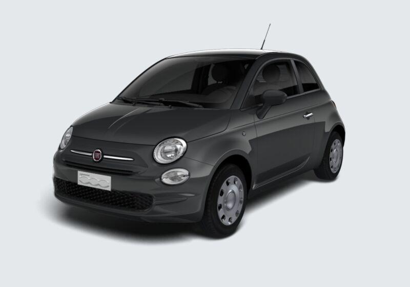 FIAT 500 1.2 Pop Grigio Carrara Km 0 460B664-49674_esterno_lato_1