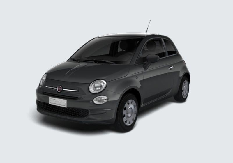 FIAT 500 1.2 Pop Grigio Carrara Km 0 J60BC6J-35339_esterno_lato_1