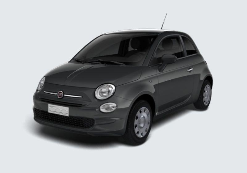 FIAT 500 1.2 Pop Grigio Carrara Km 0 RK0BDKR-37269_esterno_lato_1