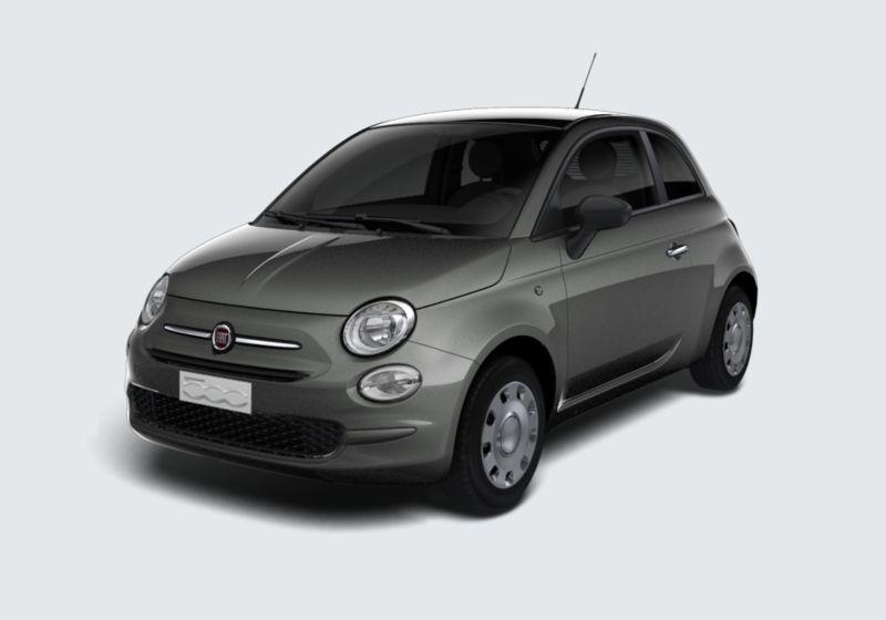 FIAT 500 1.2 Pop Grigio Pompei Km 0 GD0BFDG-40072_esterno_lato_1
