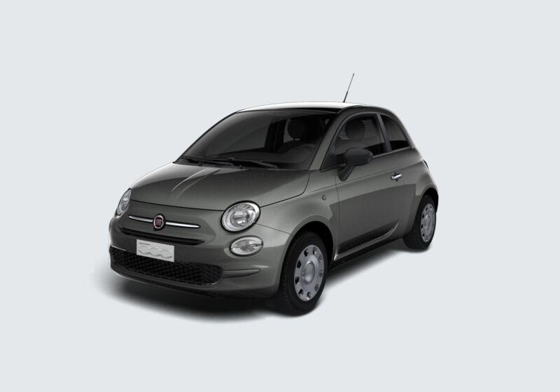 FIAT 500 1.2 Pop Grigio Km 0 540BR45-54605_esterno_lato_1