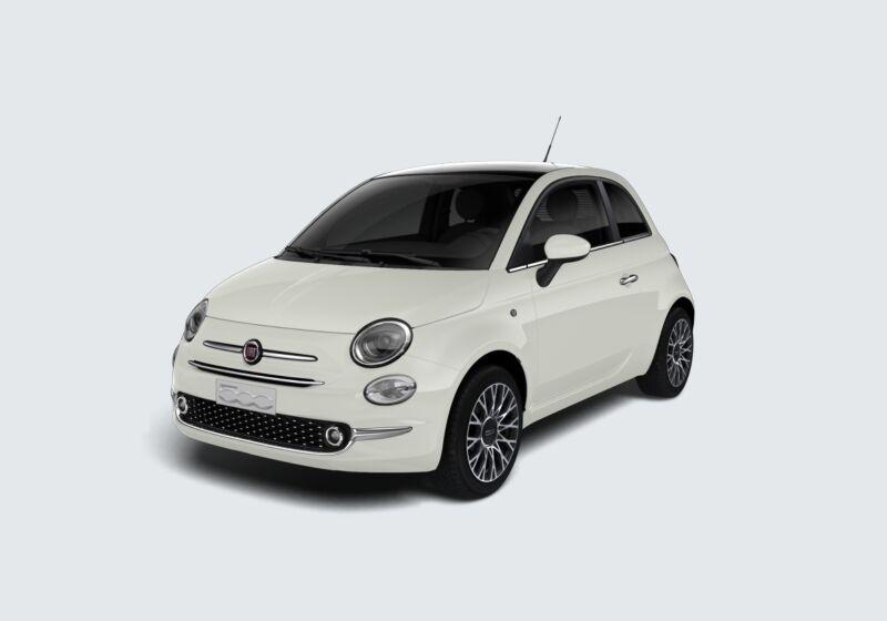 FIAT 500 1.2 Star Bianco Gelato Km 0 DL0B7LD-52676_esterno_lato_1
