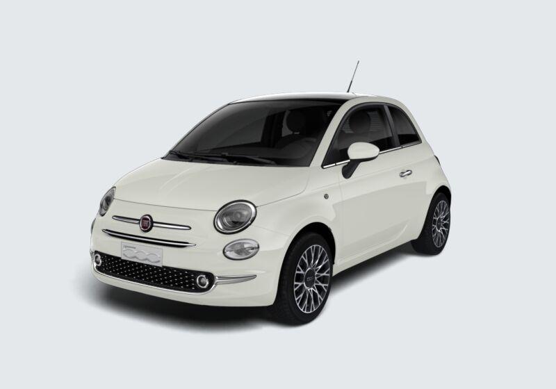 FIAT 500 1.2 Star Bianco Gelato Km 0 GE0BFEG-40104_esterno_lato_1