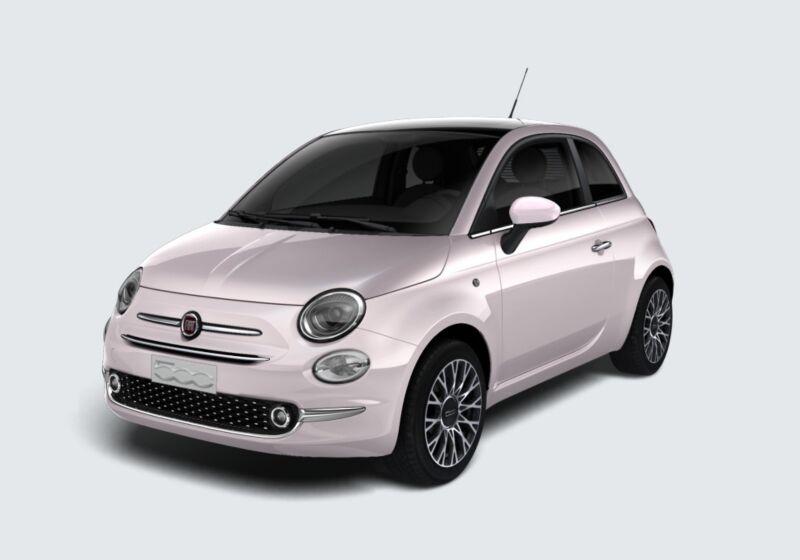 FIAT 500 1.2 Star Bianco Stella Km 0 9W0BJW9-44954_esterno_lato_1